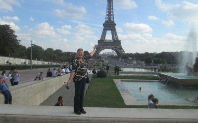 We've decided to go to Paris! Oui Oui!